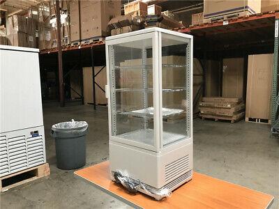 Bakery Showcase Case Cooler Countertop Refrigerator Deli Display Commercial Nsf