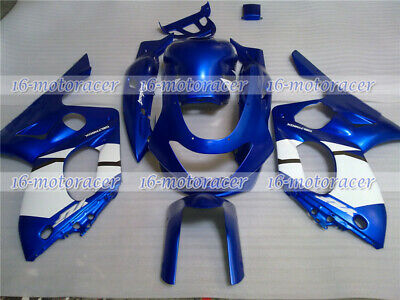 Fairing Fit for 1997-2007 Yamaha YZF600R 97-07 Blue ABS Injection Body Kit a#22
