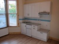 Brand new cleverly designed split level furnished studio single person with most bills included