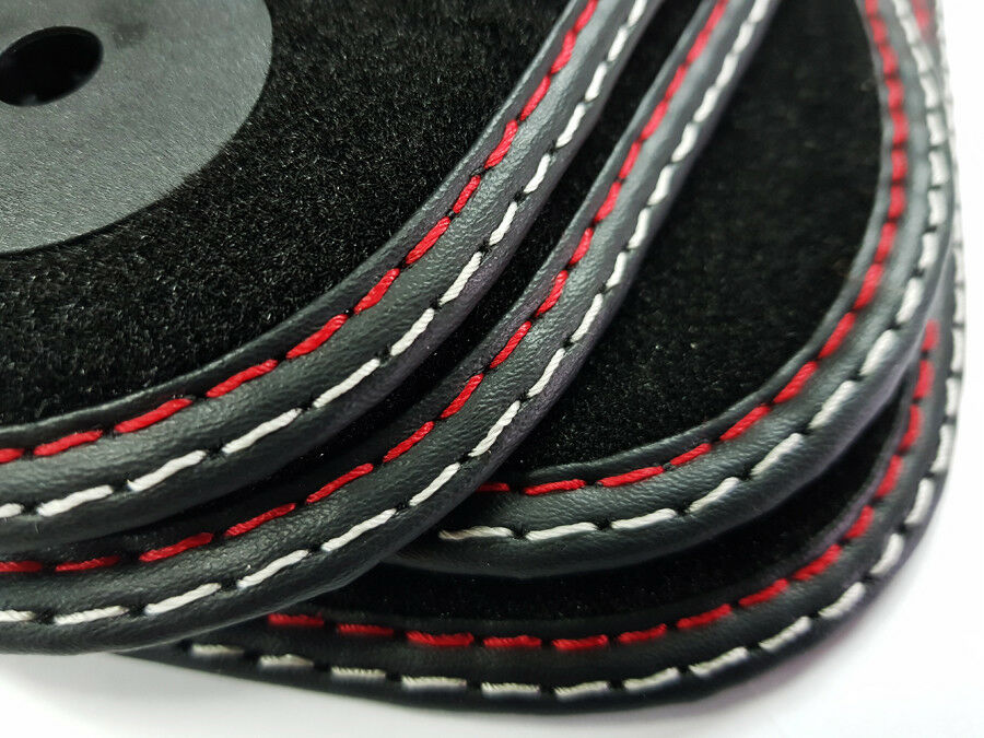 Kofferraummatte+Fußmatten AUDI TT 8J Original Qualität Velours Automatten