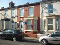 one room available for 5th july- sharing with 5 female students- brookdale road, L15 By smithdown Rd