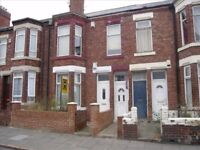 A lovely 3 bedroom, first floor flat, Stanhope Road, South Shields, NE33 4RB