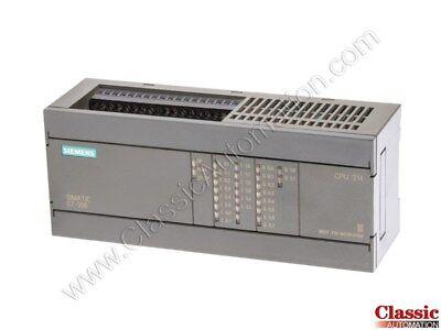 Siemens 6es7214-1ac00-0xb0 Cpu 214 Compact Unit Refurbished