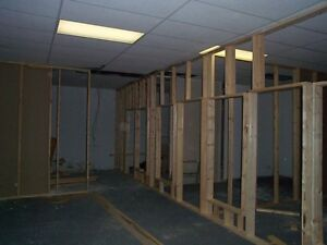 Framing and Drywall- For hire,always hiring aswell!