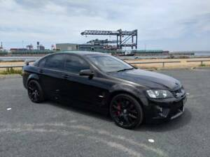 2009 Holden Special Vehicles Clubsport R8 Manual MY09