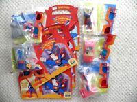 SUPERMAN BURGER KING