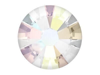 2058 Crystal (Swarovski® Crystal Kristall aurore boreale 1.75mm Nail Art Strass Steine UV Gel)