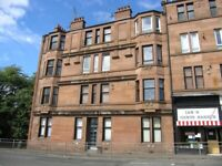 Compact Studio Flat. Furnished 2nd Floor. Dennistoun G31 2TX Available Now