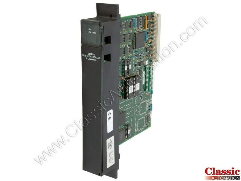 GE - General Electric   IC697BEM731W   Bus Controller Module  (Refurbished)