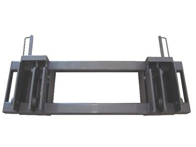 New Holland 785 To Skid Steer Attachment