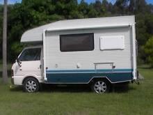 1990 Ford Motorhome/Campervan Proston South Burnett Area Preview