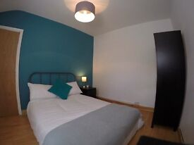 ROOMS FOR COUPLES £125 PER WEEK