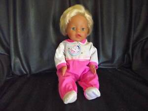 baby born doll with hair - dressed - good condition Oakford Serpentine Area Preview
