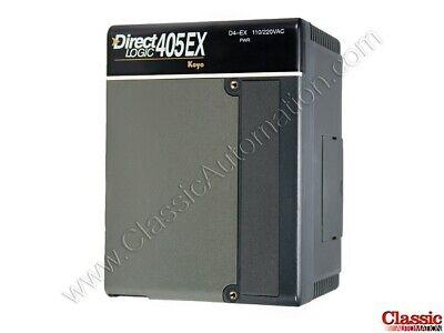 Automation Direct Koyo Plc Direct D4-ex Local Base Expansion Unit Refurb