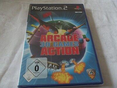Sony Playstation 2 / PS2 Spiel Arcade Action 30 Games!!! NEU!!!