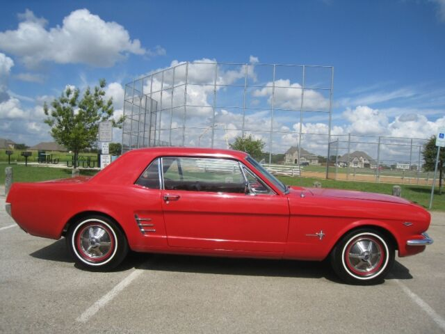 1966 ford coupe mustang 289 pony interior with auto transmission used ford mustang for sale in for 1966 ford mustang pony interior