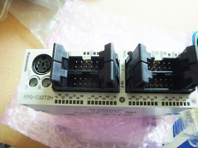 Panasonic Plc Fpg-c32t2h Afpg2643h Control Unit