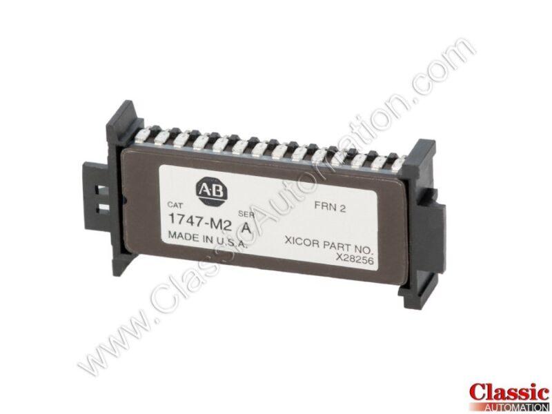 Allen-Bradley | 1747-M2 | 4 K EEPROM Memory Module (Refurbished)
