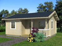 log cabin cottage