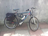 Electric Mountain Bike. Consider swap for small motorcycle/ Scooter up to 125cc.