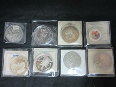 Kleines Konvolut versch. Medaillen (8 Stück) - VZ teils in Kapseln     CV8366 online kaufen