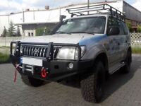 WANTED.......Toyota 90 Series Prado/ colorado winch bumper. New or s/hand