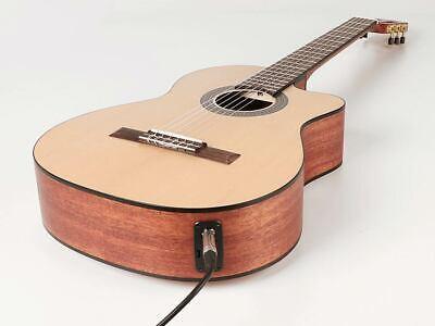Holz Farbe Akustikgitarre Palisander Rosette klassische Schallloch Rosette B-35