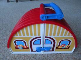 Playmobil Take Along Farm Barn