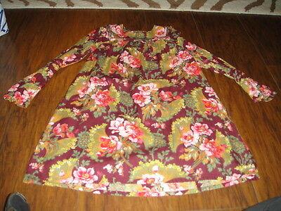 BOUTIQUE KENZO KIDS 8A/128 8 FLORAL DRESS GIRLS FITS LIKE SZ 6 FOR DRESS - Boutique Dresses For Kids
