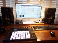 Electronic Music Producer Teacher