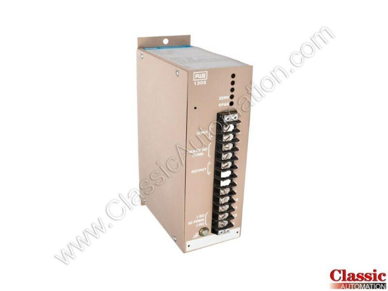 AMETEK, RIS | SC-1302-I | 4-20mA Isolated Voltage/Current Transmitter Refurb