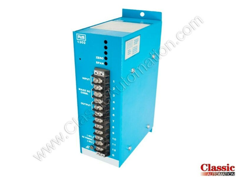 AMETEK, RIS | SC-1302 | 4-20mA Isolated Voltage/Current Transmitter Refurb