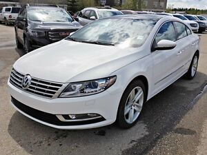 2013 Volkswagen CC Sportline Sunroof Low Km's Heated Leather