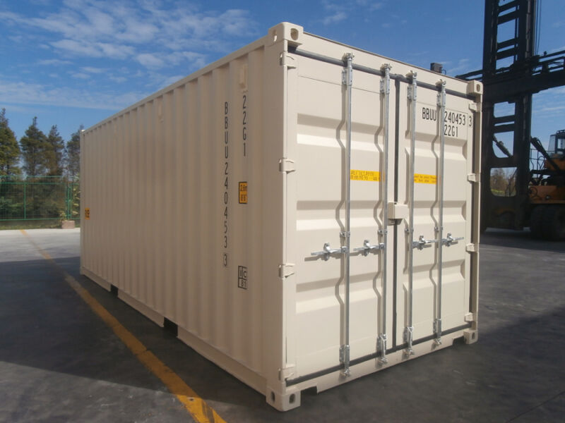New 20ft Shipping Container Storage Container Conex Box In Seattle, Wa