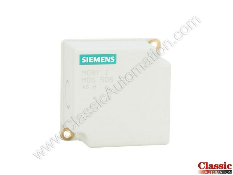 Siemens   6GT2000-0DC00-0AA0   MDS 506 Mobile Data Memory Moby I Module Refurb