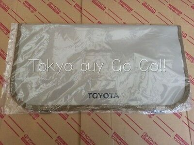 Toyota Land Cruiser Tool Bag FJ4# FJ6# HJ6# BJ7# LJ7# RJ7# NEW Genuine OEM Parts