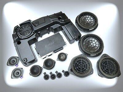 Audi A1 S1 8X Bose Soundsystem Premium Speaker Amplifier 8X0035223D