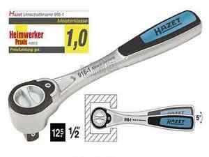 Hazet 916-1 Ratchet Wrench solid steel drive 1/2