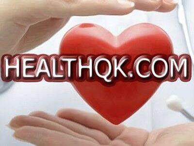 Premium Domain Name -- Healthqk.com -- HEALTHQK.COM - $1,299.00