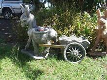 CONCRETE GARDEN STATUES⁄ORNAMENTS FROM $6.00 EA. SEATS $75.00+ Nambour Maroochydore Area Preview