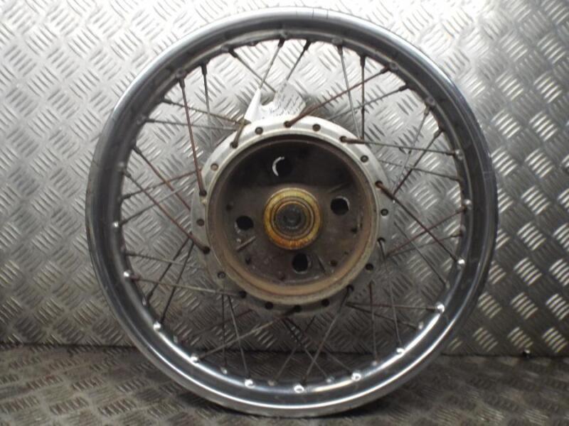 Honda CB750 K0 1969-1970 Sandcast SOHC Rear Wheel Assembly Semi Rolles DID Rim