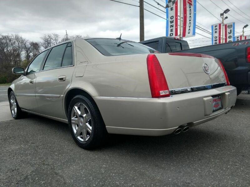 Image 6 Voiture Américaine d'occasion Cadillac DTS 2007