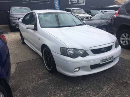 2005 Ford Falcon XR6 Sedan Auto dual fuel RWC + rego and warranty Dandenong Greater Dandenong Preview