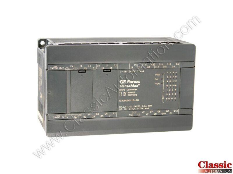 GE - General Electric   IC200UDD110-BD   Micro Controller  (Refurbished)