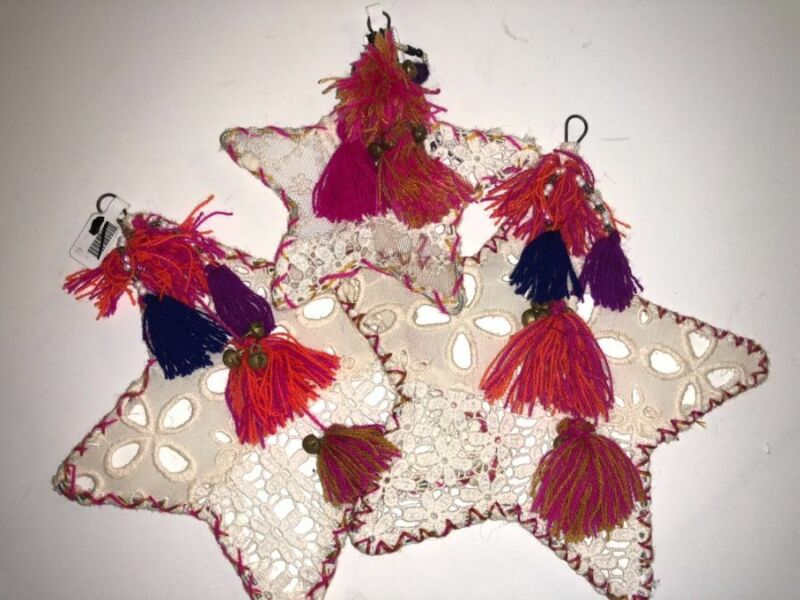 Free People Little Star Ornament-$18 MSRP
