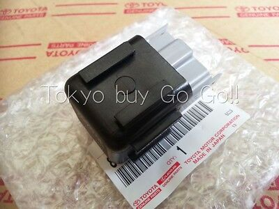 Toyota Corolla cp AE86 Circuit Opening Relay for EFI NEW Genuine OEM Parts