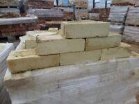 Burwell white bricks