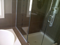 Shower door installation, TUB-Shower and Shower Stall and Door i
