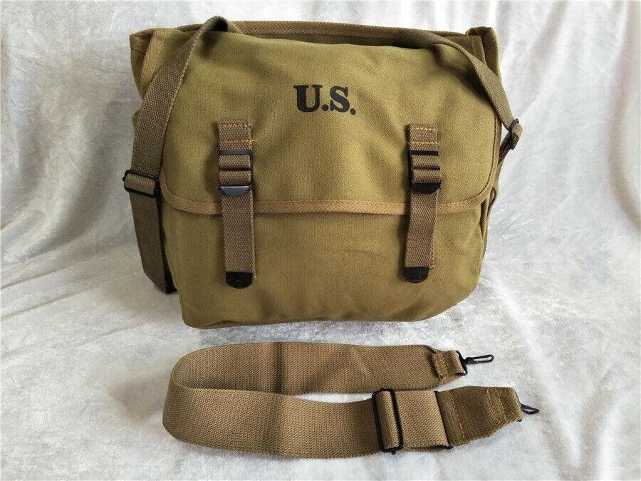 Reproduction WW2 US M-1936 Musette Bag