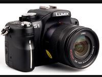 Panasonic G1 lumix 12.1mp original lens 14-44m